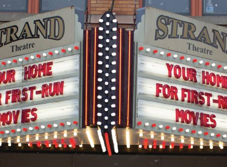 Strand Marquee Banner