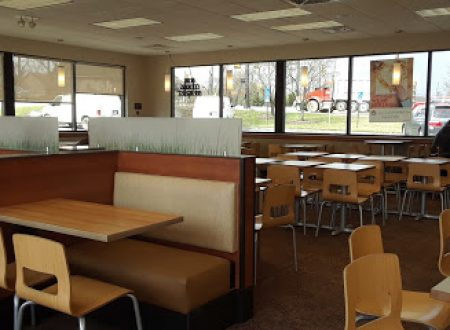 Wendys Glick Rd